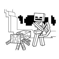 minecraft color page # 38