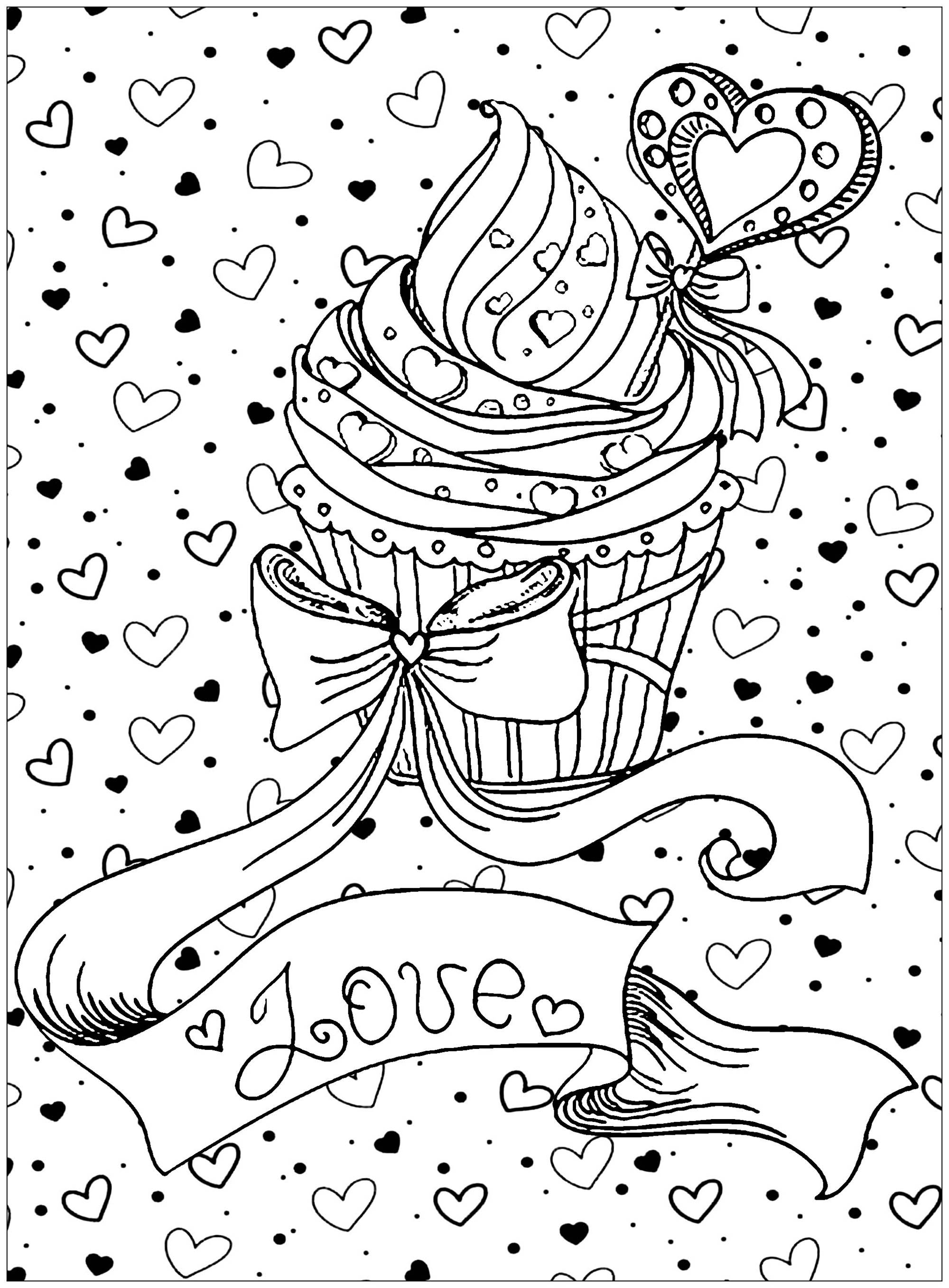 Mothers Day Coloring Pages For Adults At Getdrawings