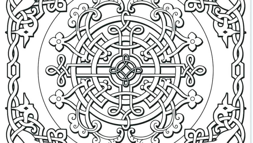 mystery mosaic coloring pages at getdrawings  free download