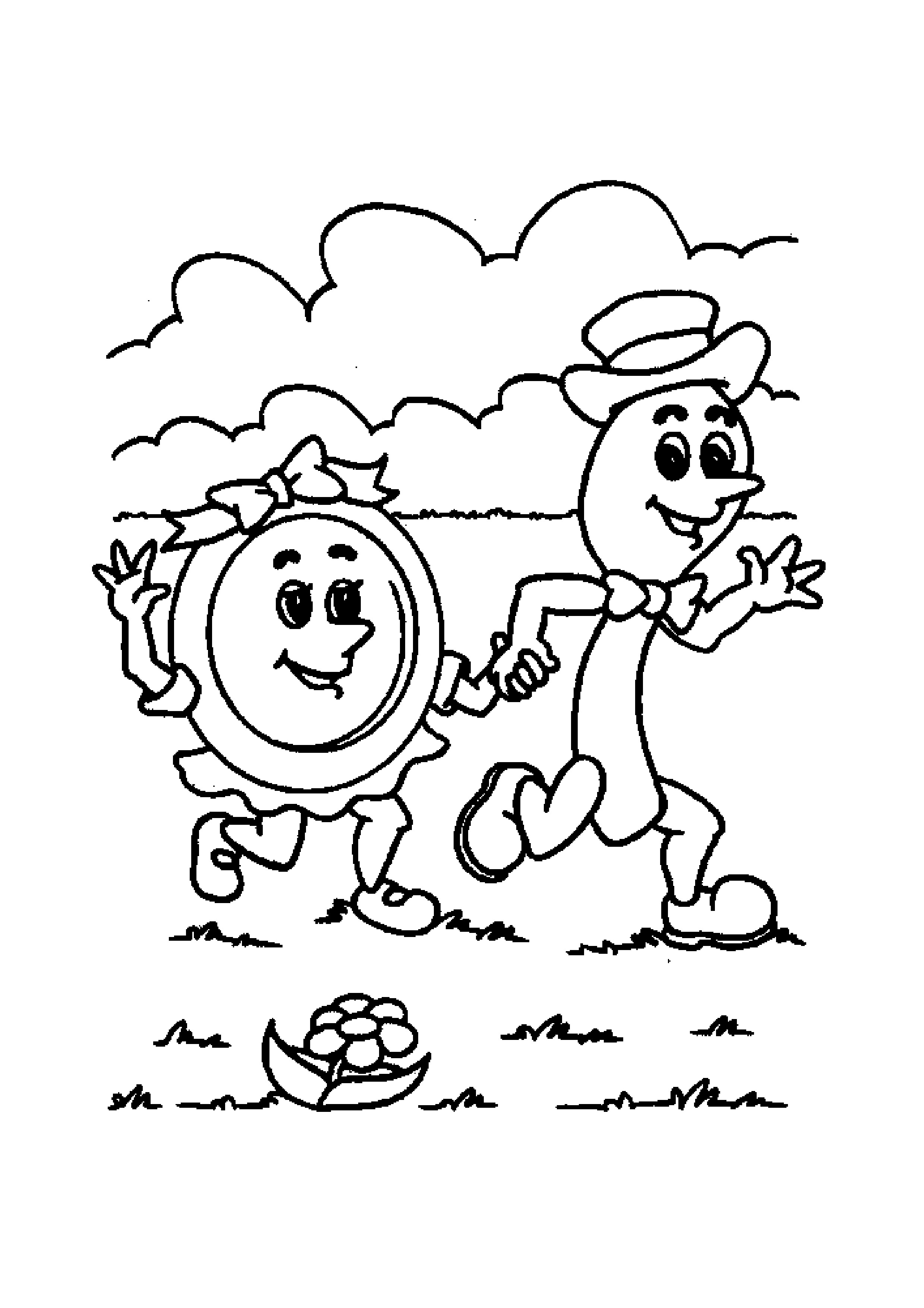 Nurse Coloring Pages For Kids At Getdrawings