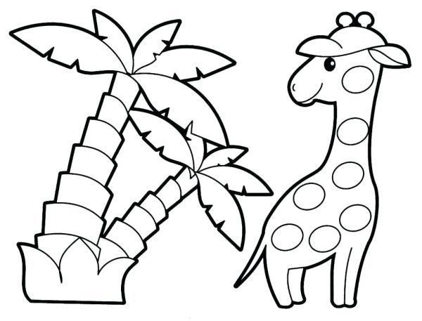 animal coloring pages printable # 82