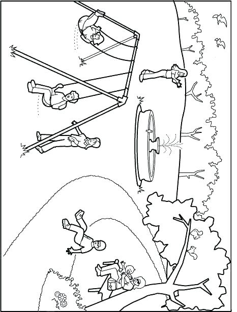 playground coloring pages # 24