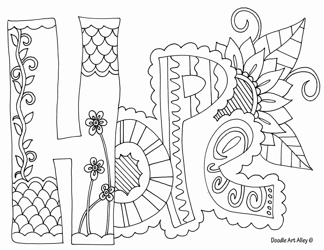 Prayer Coloring Pages For Adults At Getdrawings