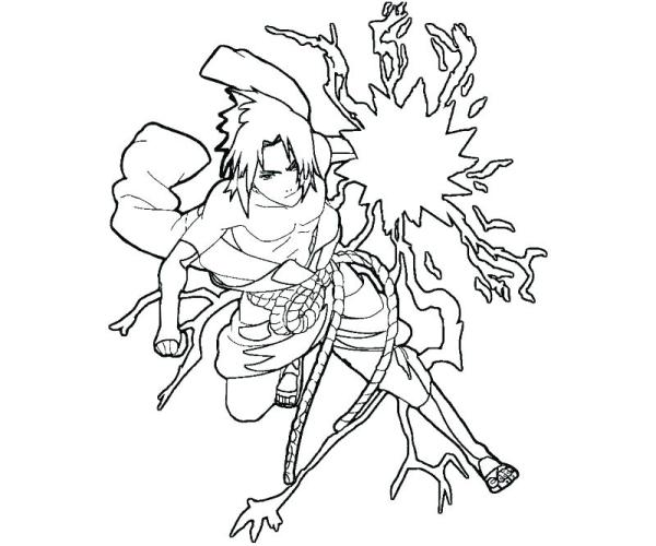 naruto shippuden coloring pages # 45