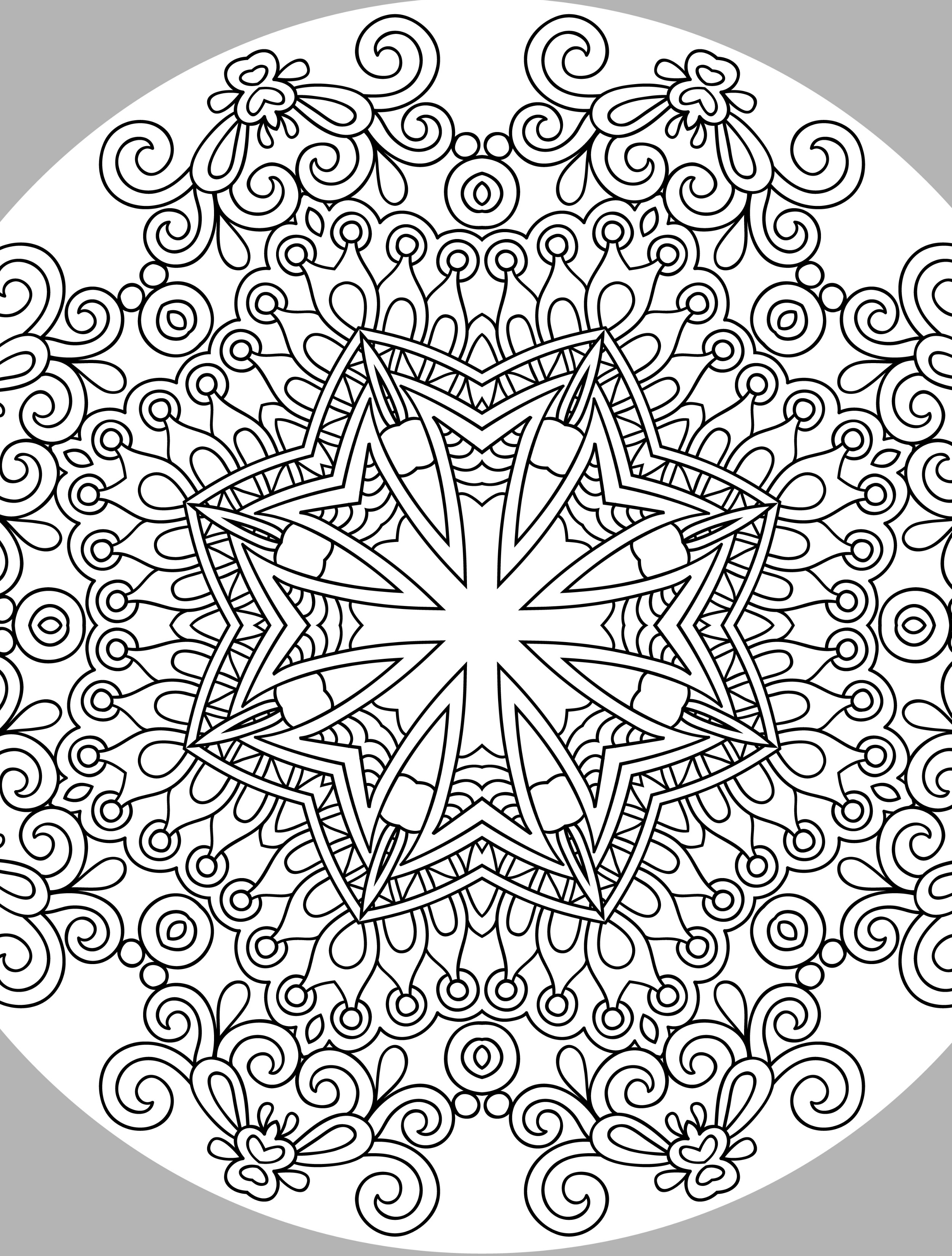 Stress Reducing Coloring Pages At Getdrawings