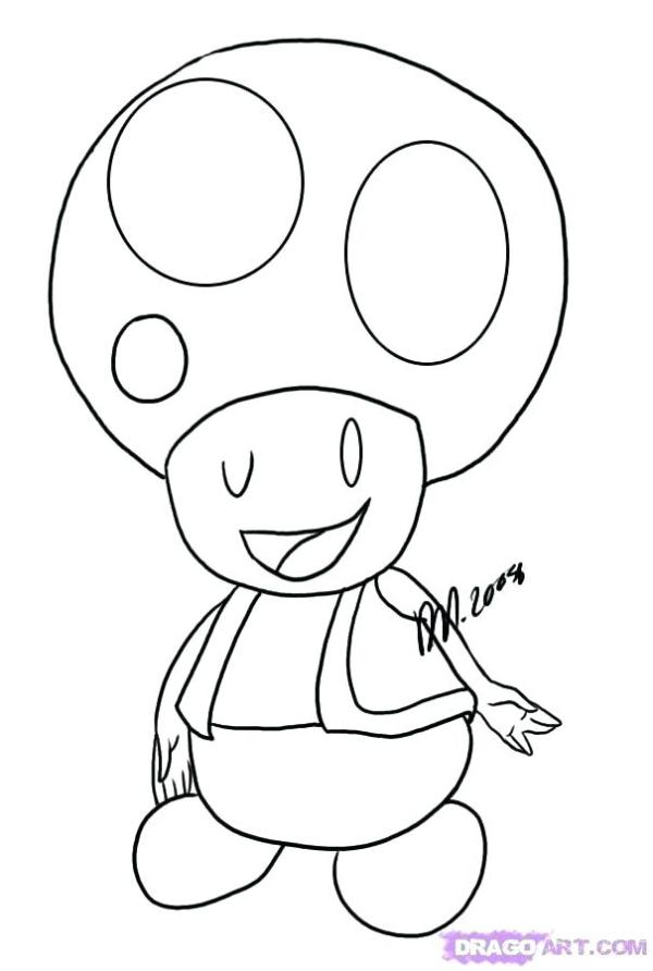 toad coloring pages # 39
