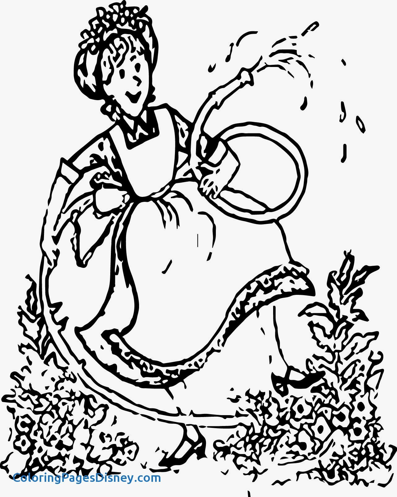 34 Three Billy Goats Gruff Coloring Pages
