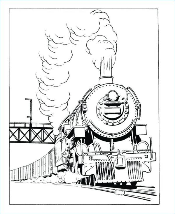 polar express coloring pages free # 37