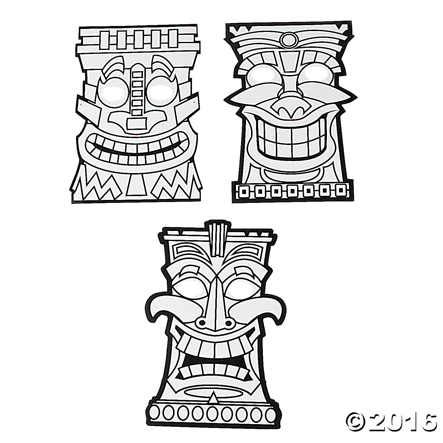 Totem Pole Coloring Pages At Getdrawings