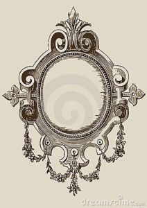 antique frame drawing. Advertisement Antique Frame Drawing