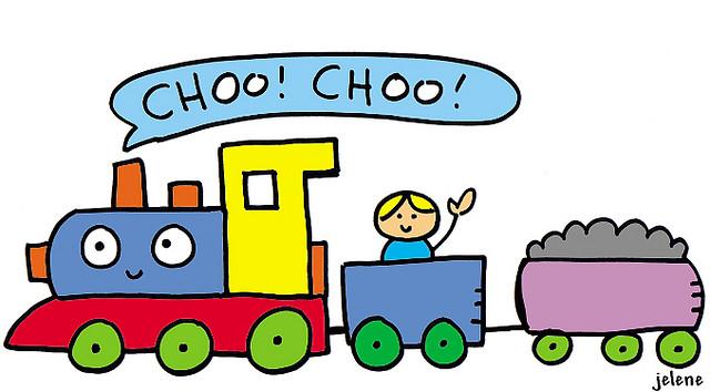 Choo Choo Train Drawing at GetDrawings | Free download