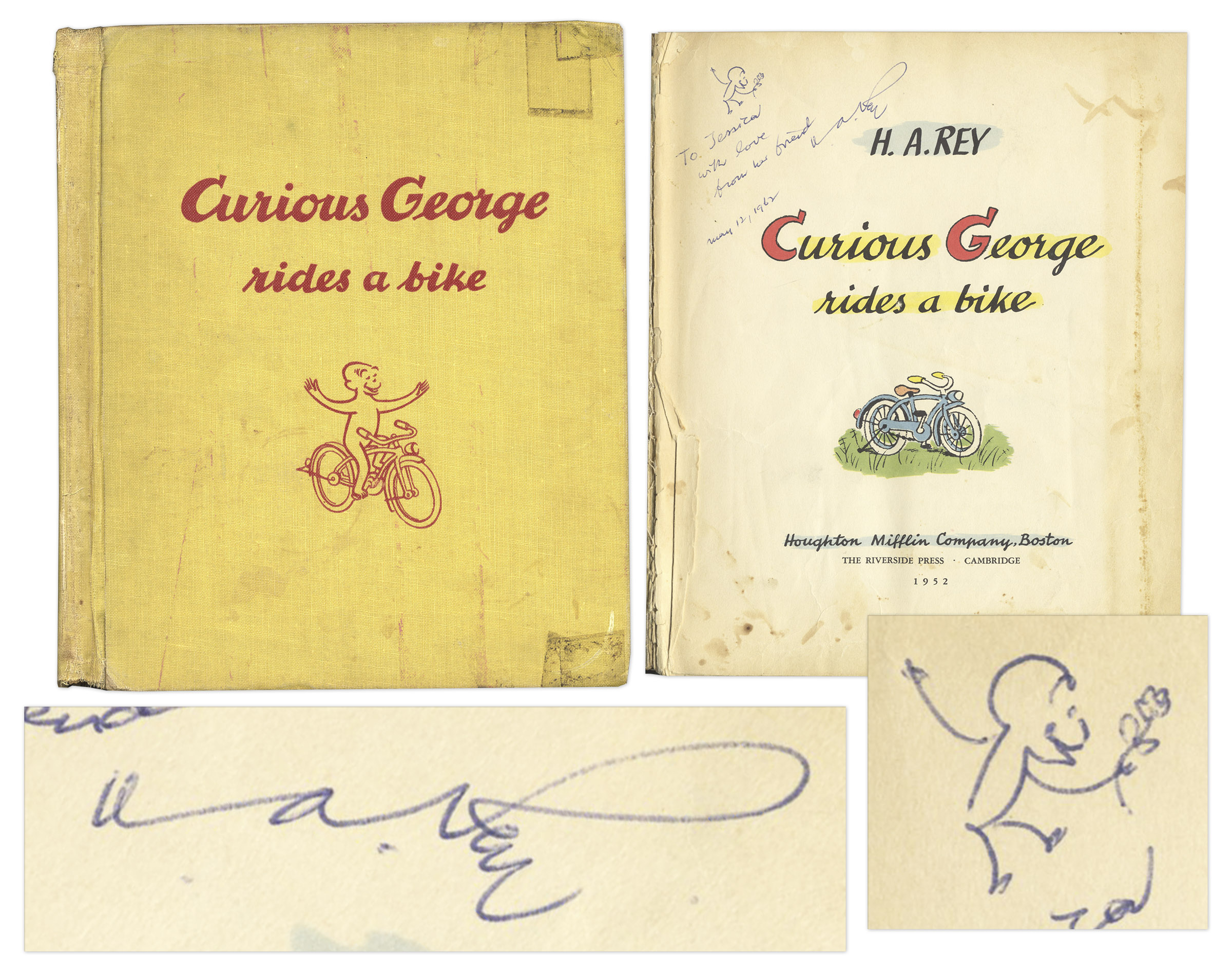 Curious George Drawing At Getdrawings