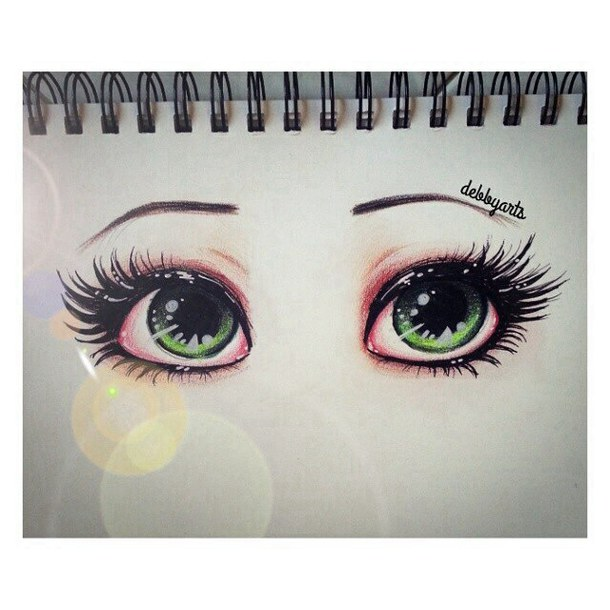 Adorable Drawings Eye Cute