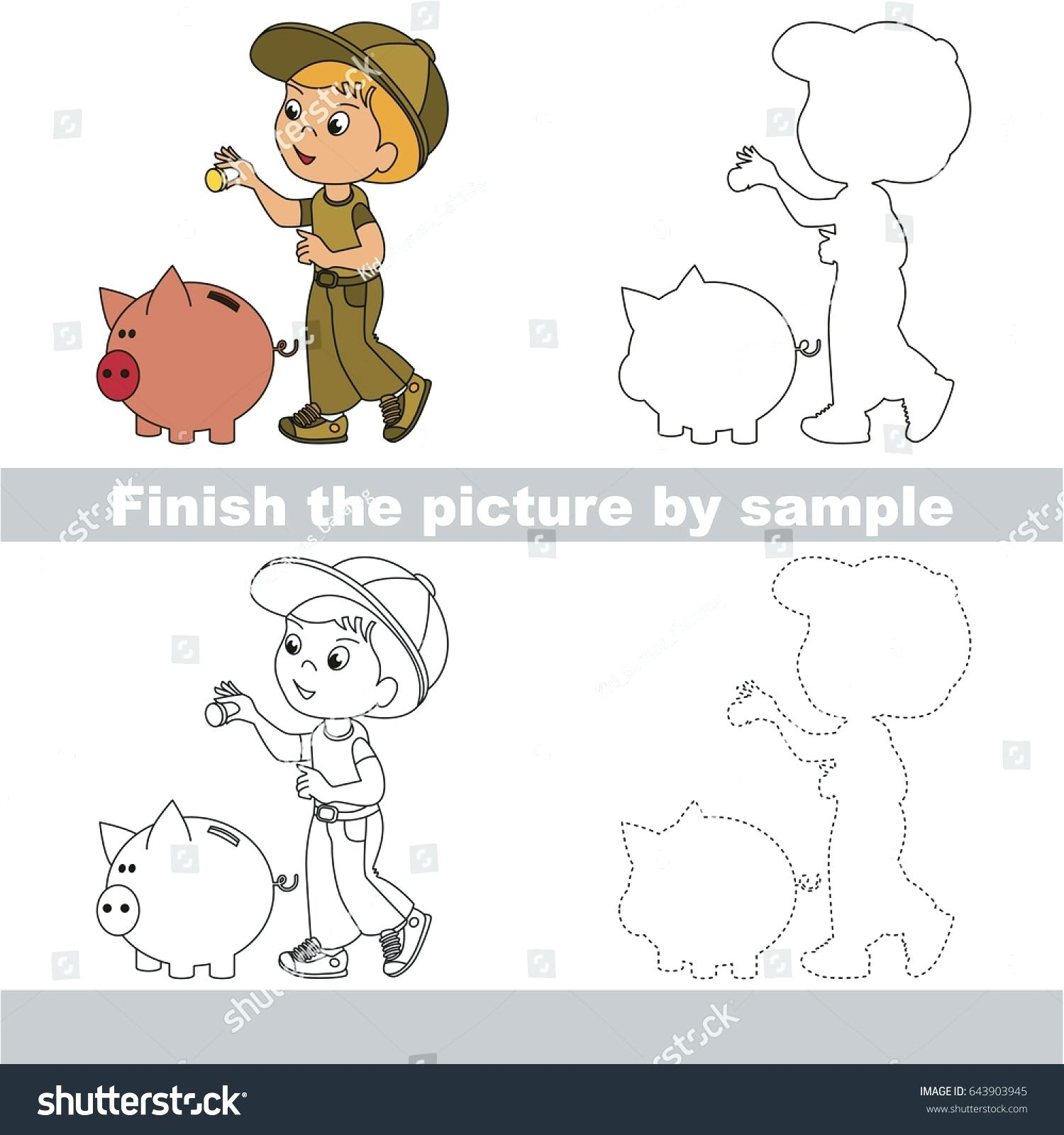 Drawing Worksheets For Preschool At Getdrawings