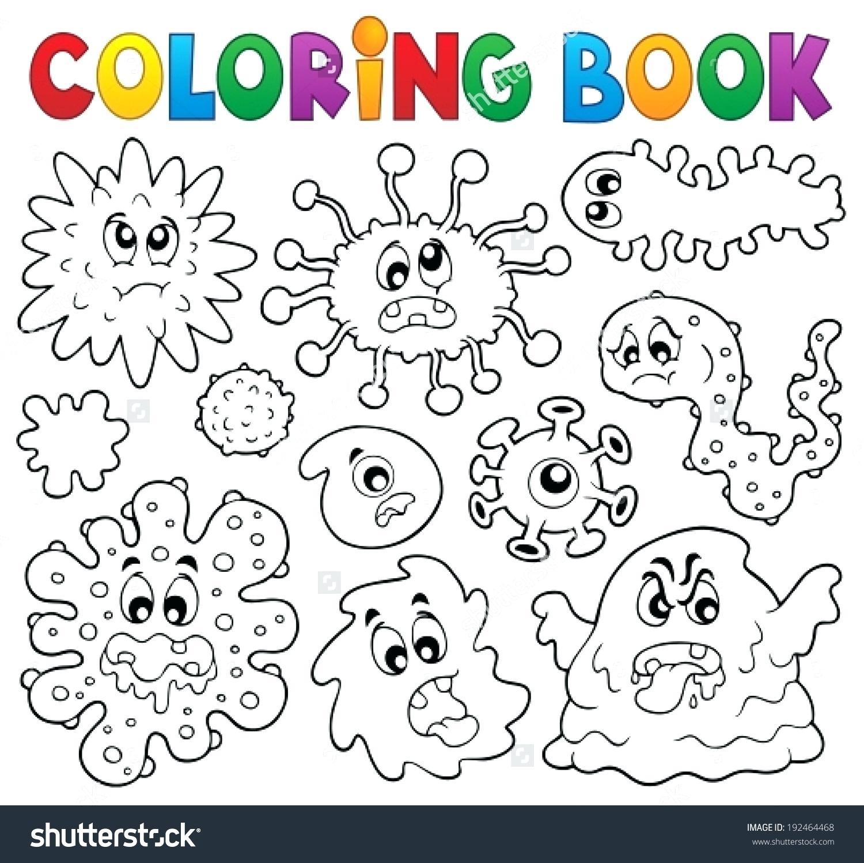 Germ Drawing At Getdrawings