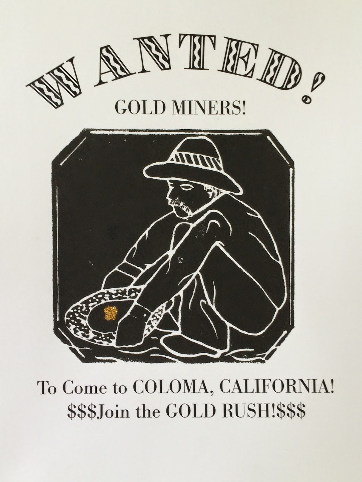 Gold Panning Drawing At Getdrawings