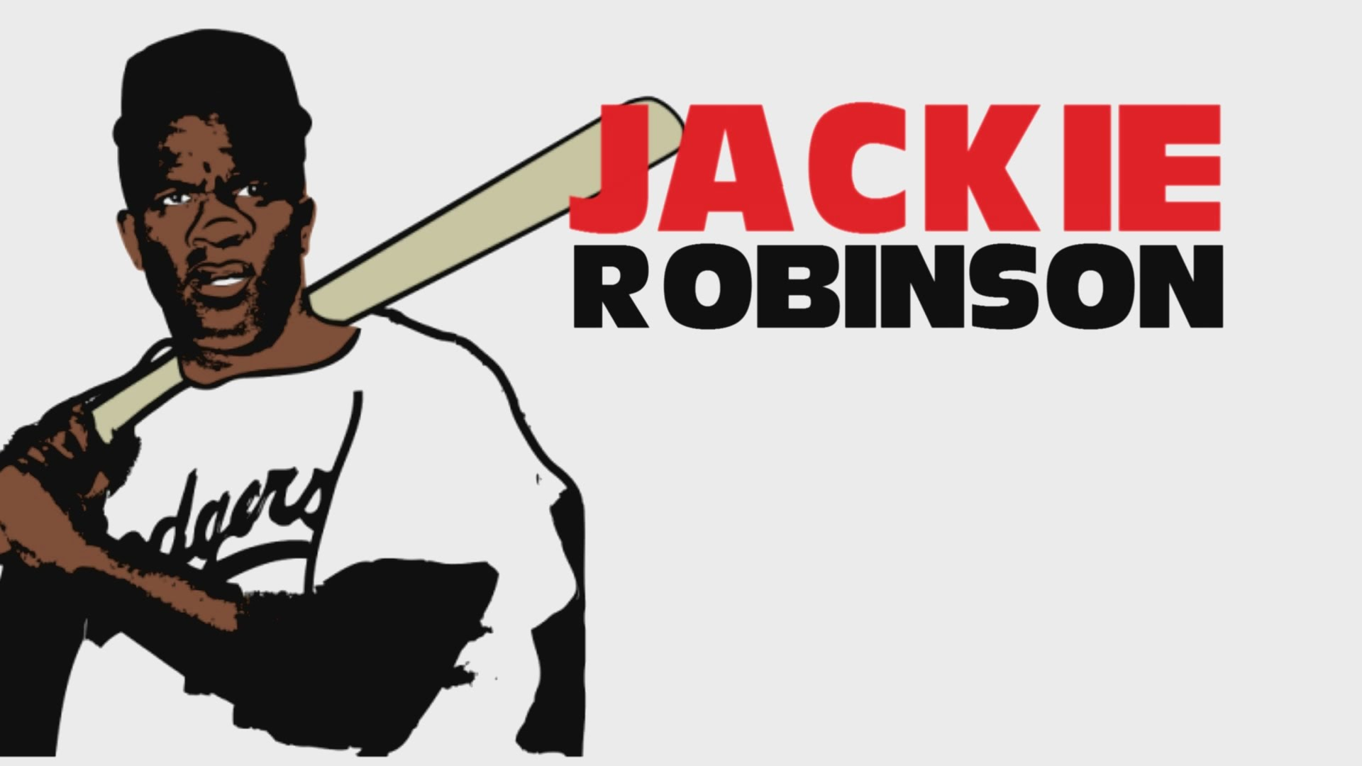 Jackie Robinson Drawing At Getdrawings
