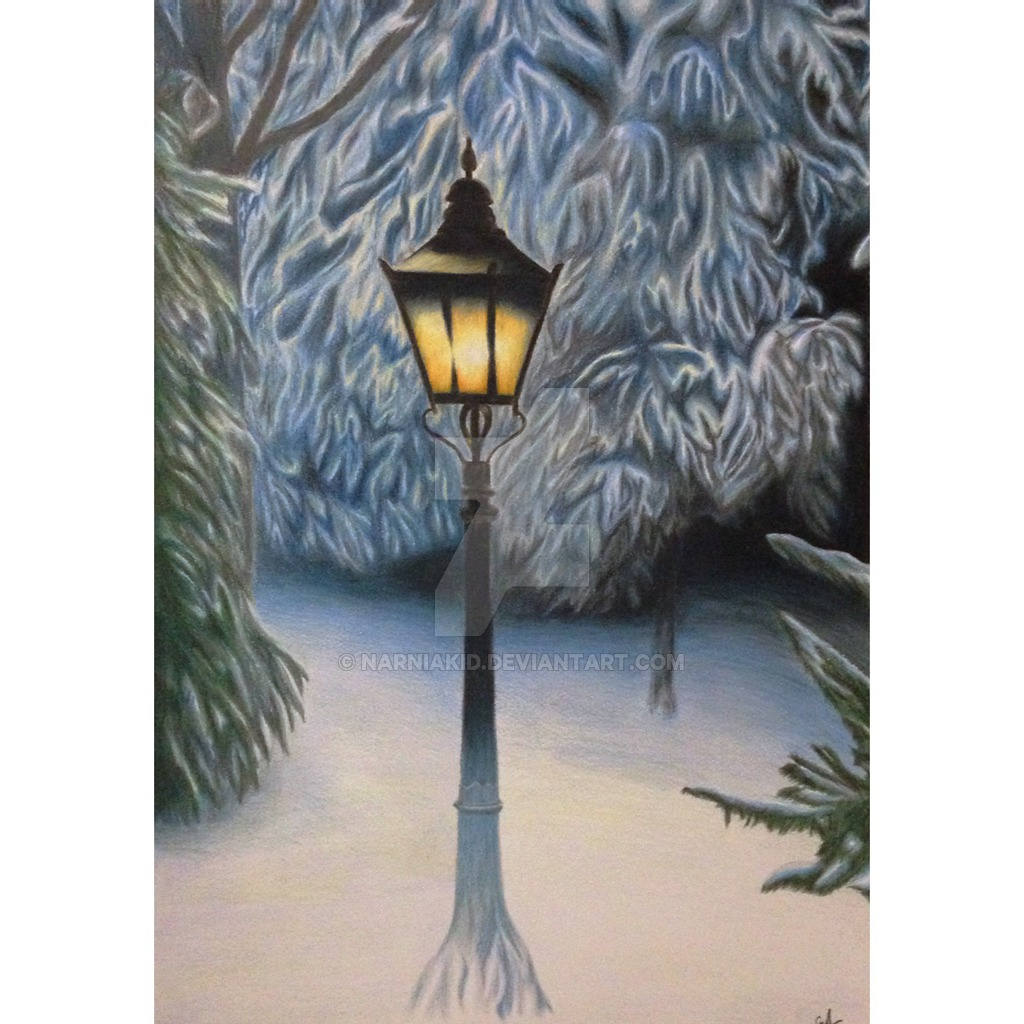 Lamp Post Drawing At Getdrawings