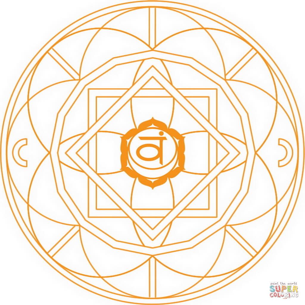 Mandala Drawing Printable At Getdrawings