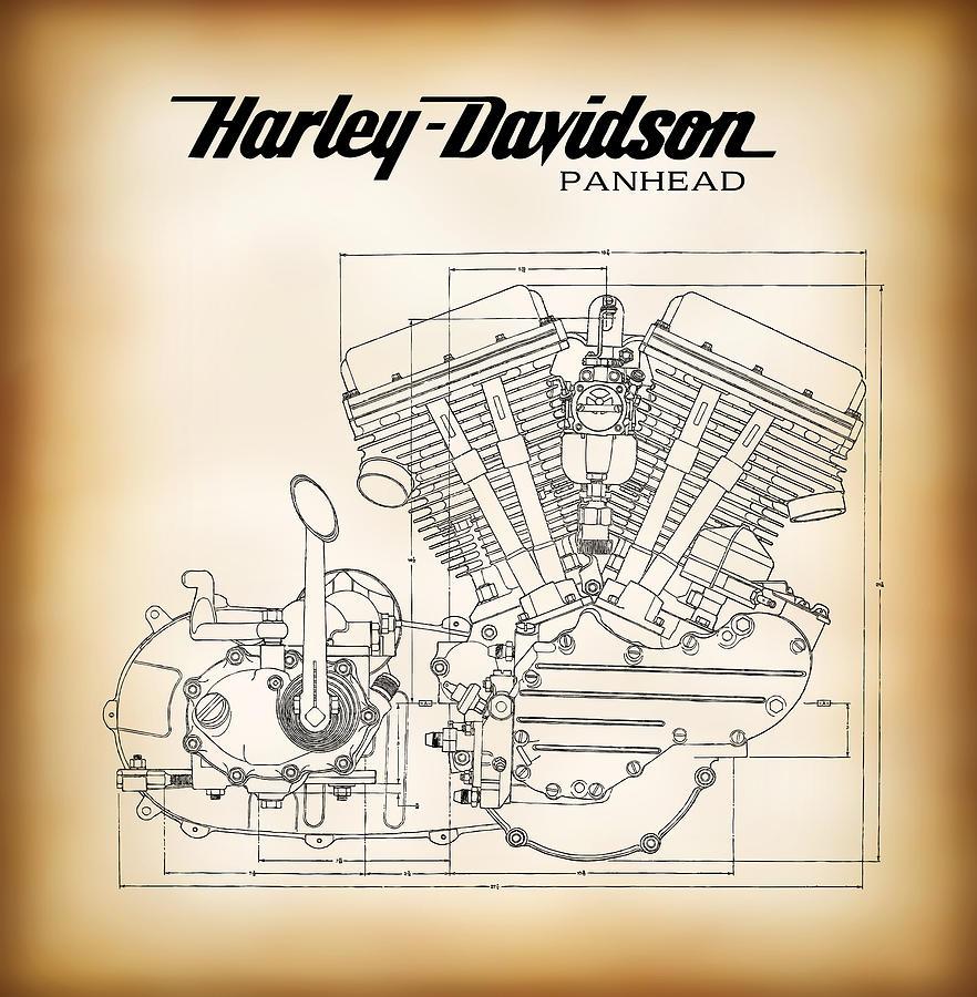 1950 Harley Davidson Wiring Diagram 1977