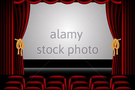 Wreaths And Walls Church Stage Design Ideas Backdrops Katebackdrop Kate Red Curtain Blue Background Photography Backdrop Venue
