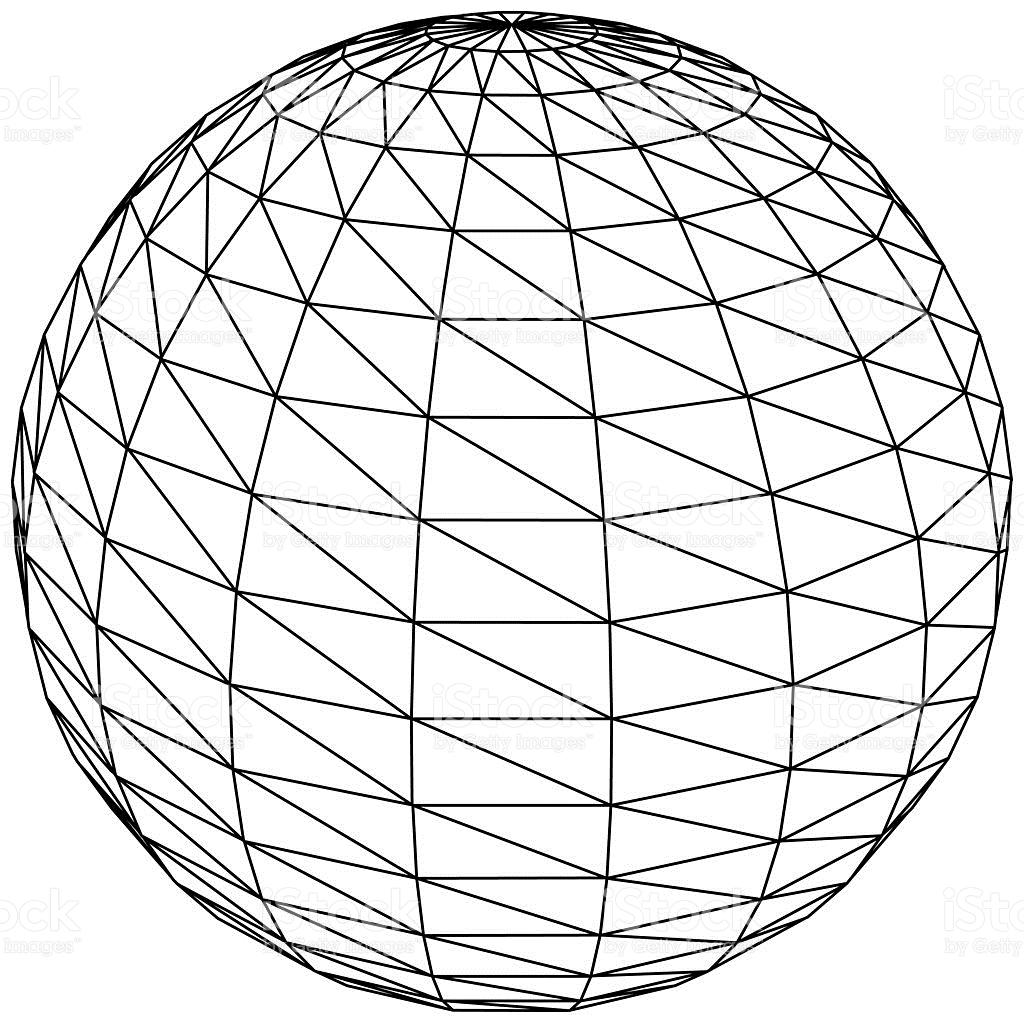 3d Ball Drawing At Getdrawings
