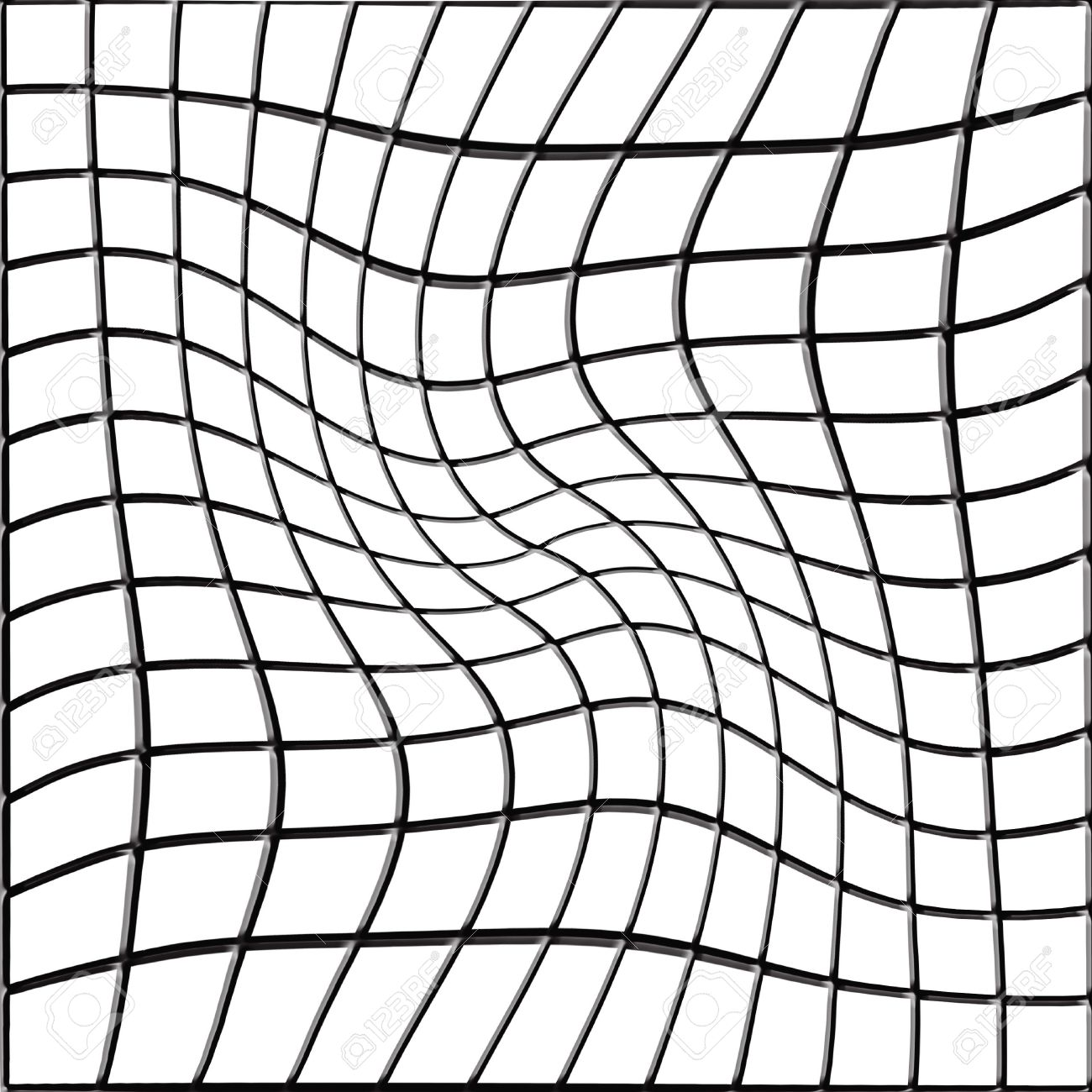 3d Grid Drawing At Getdrawings