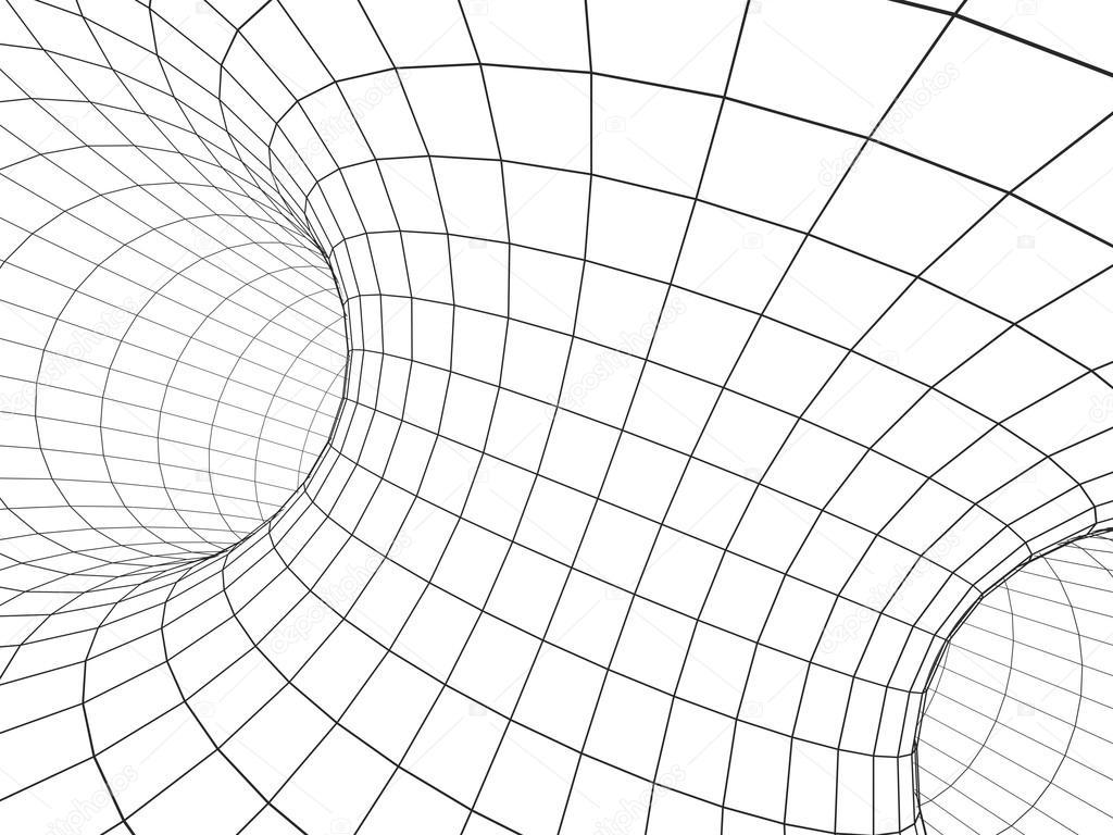 3d Grid Drawing At Getdrawings