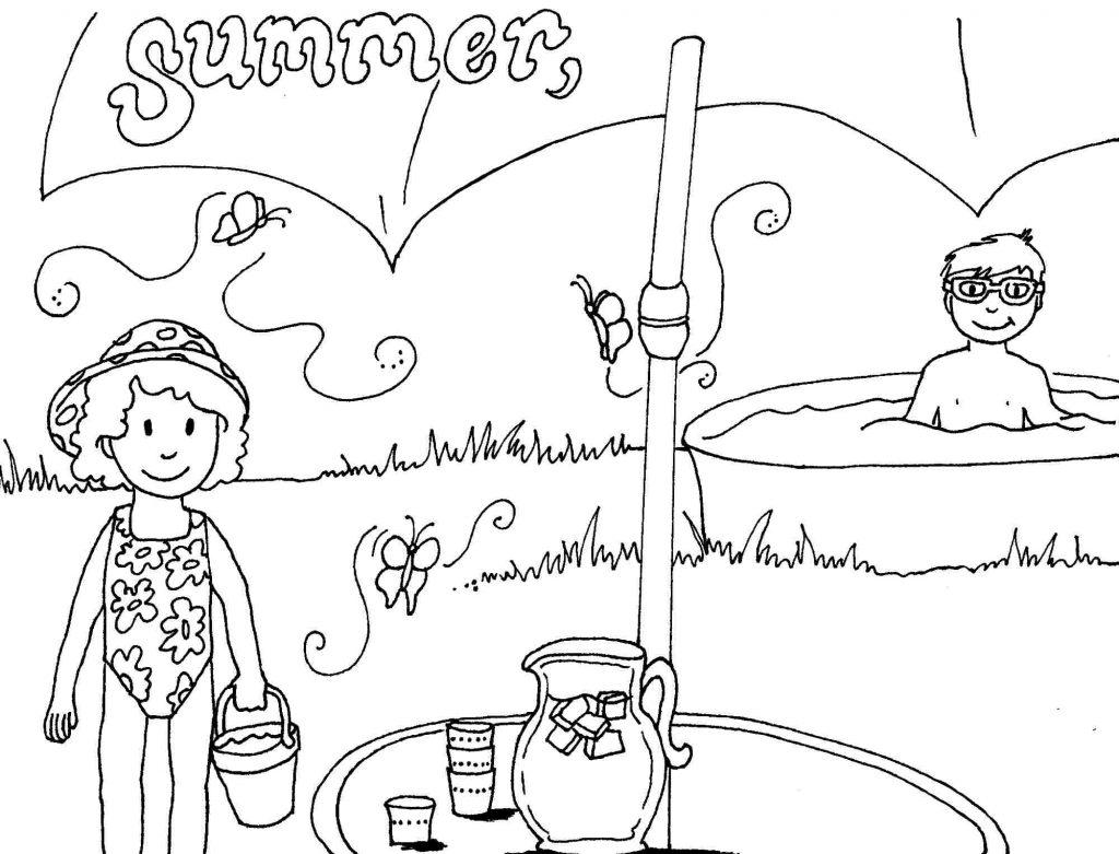 4 Seasons Drawing At Getdrawings