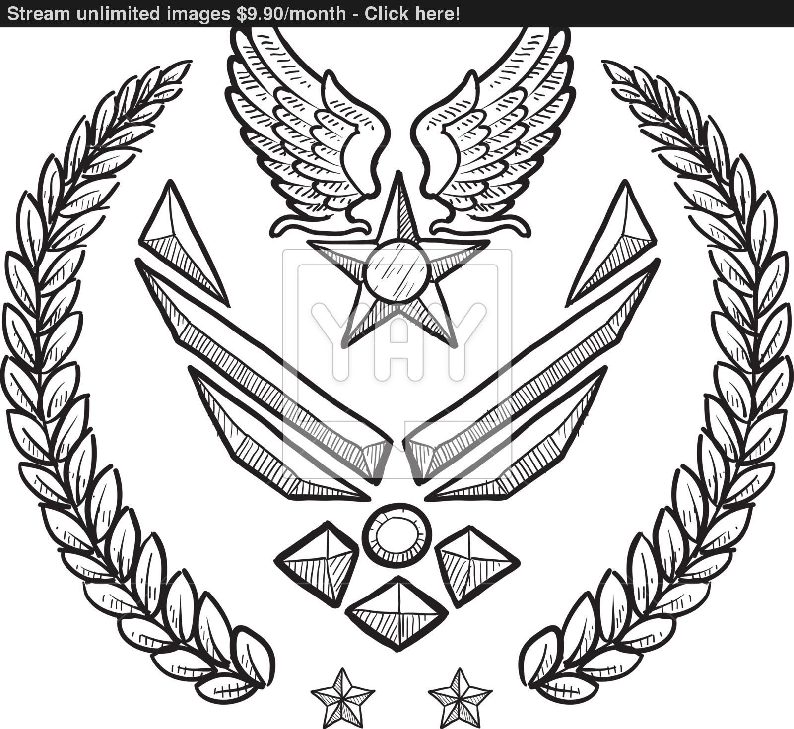 Air Force Drawing At Getdrawings