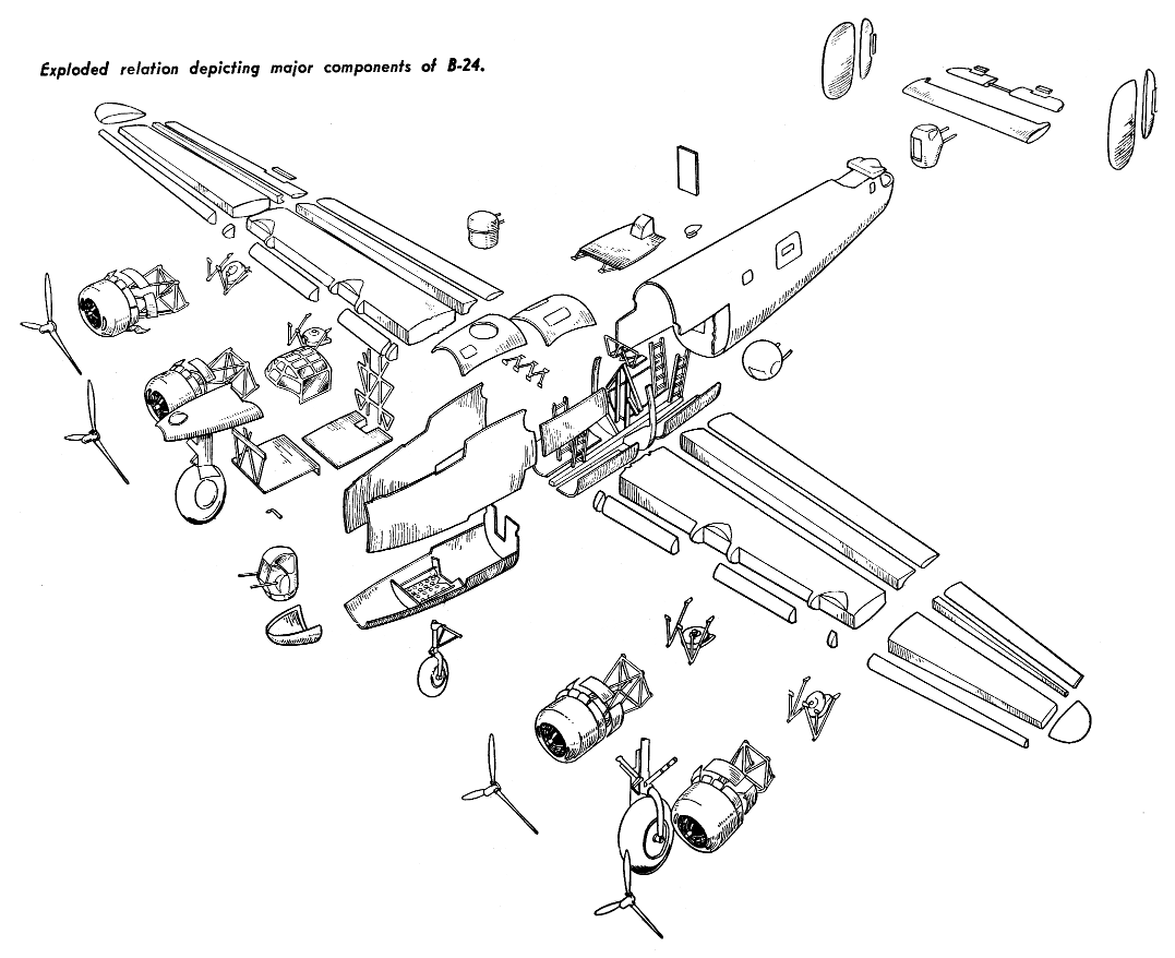 Aircraft Line Drawing At Getdrawings