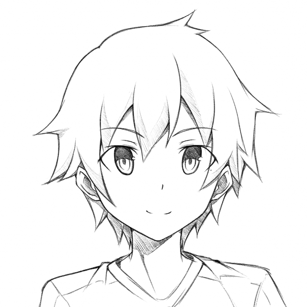 The Best Free Boy Drawing Images Download From Free