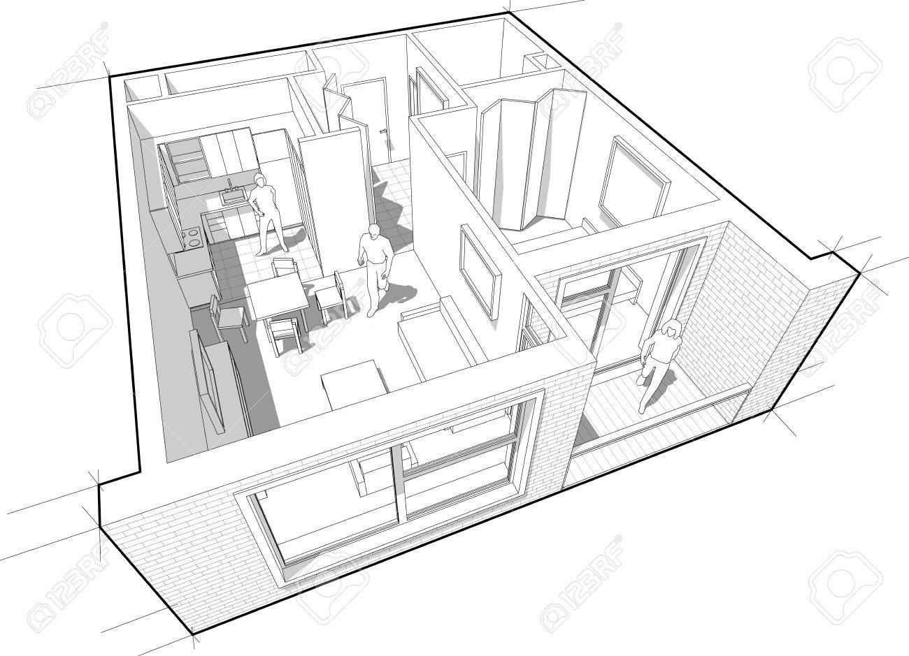 The Best Free Cutaway Drawing Images Download From 106