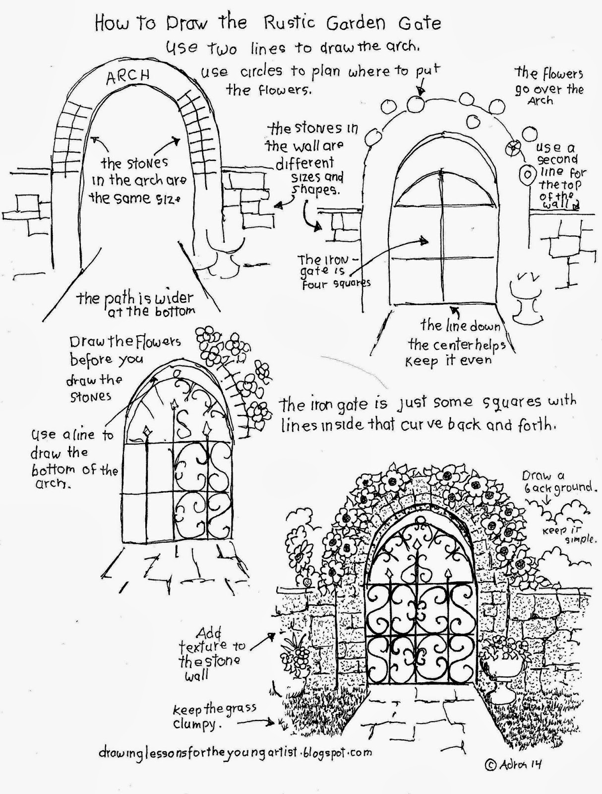 Arch Art History Worksheet
