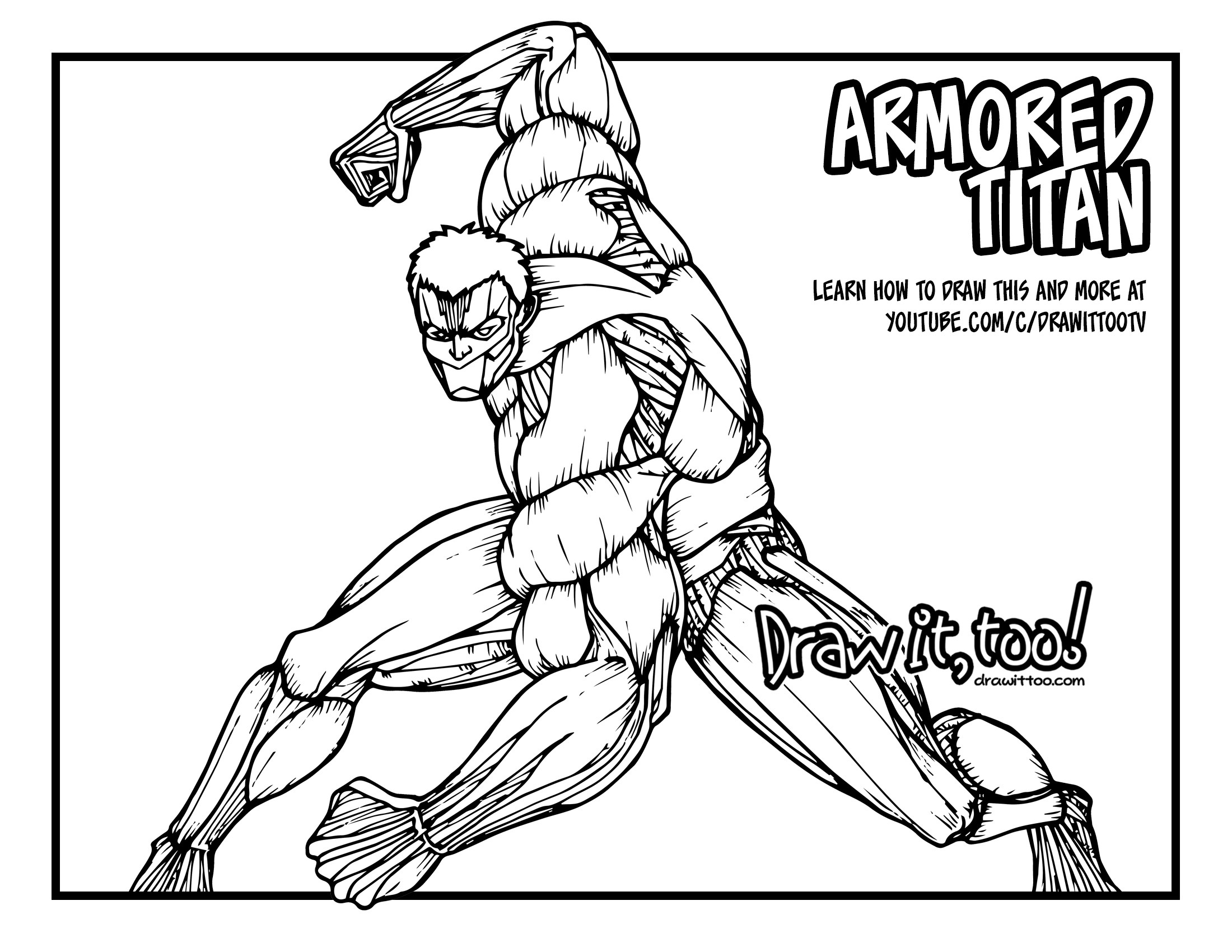 On Titan Drawing At Getdrawings