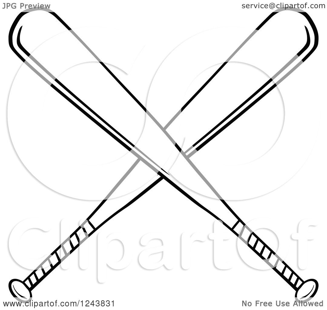 Baseball Bat Dimensions Drawing At Getdrawings