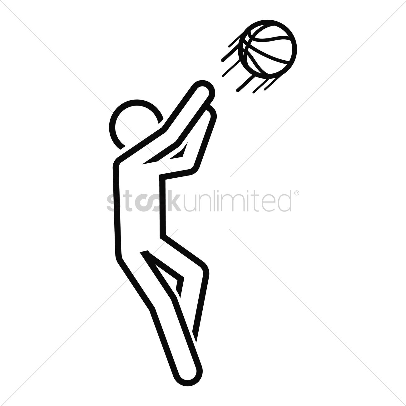 Basketball Drawing Images At Getdrawings