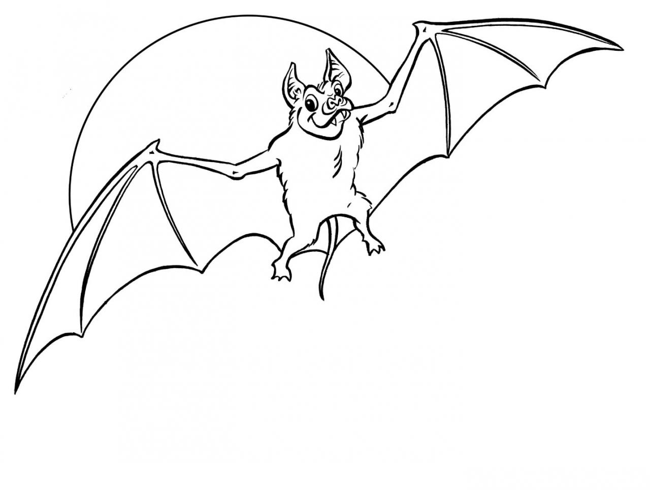 Bats Drawing At Getdrawings