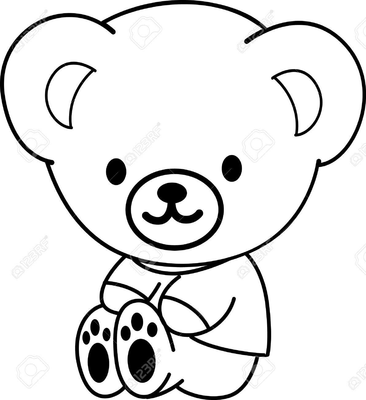 Bear Drawing At Getdrawings