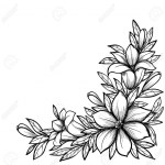 Beautiful Flower Drawing At Getdrawings Free Download