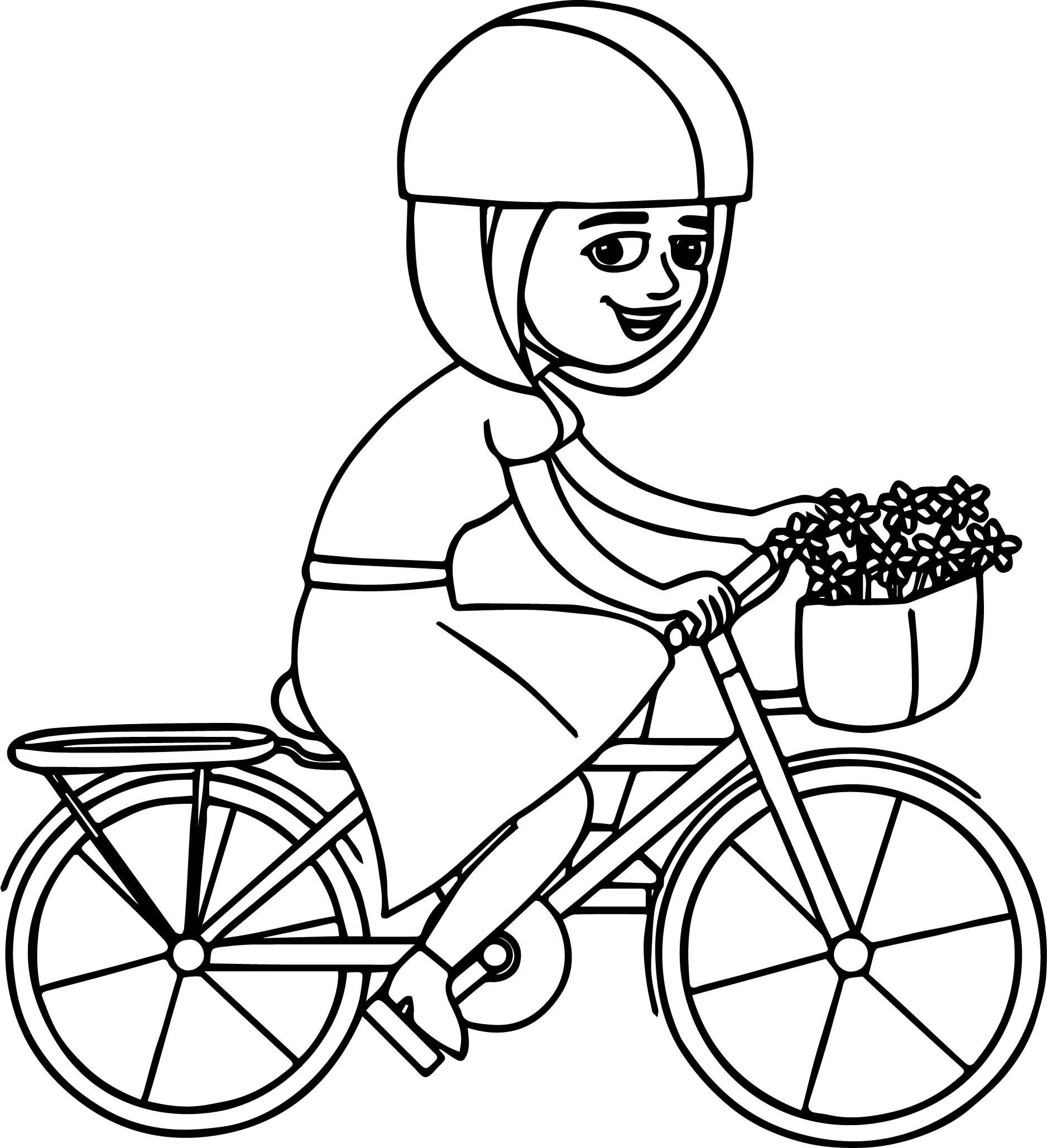 Bike Drawing For Kids At Getdrawings