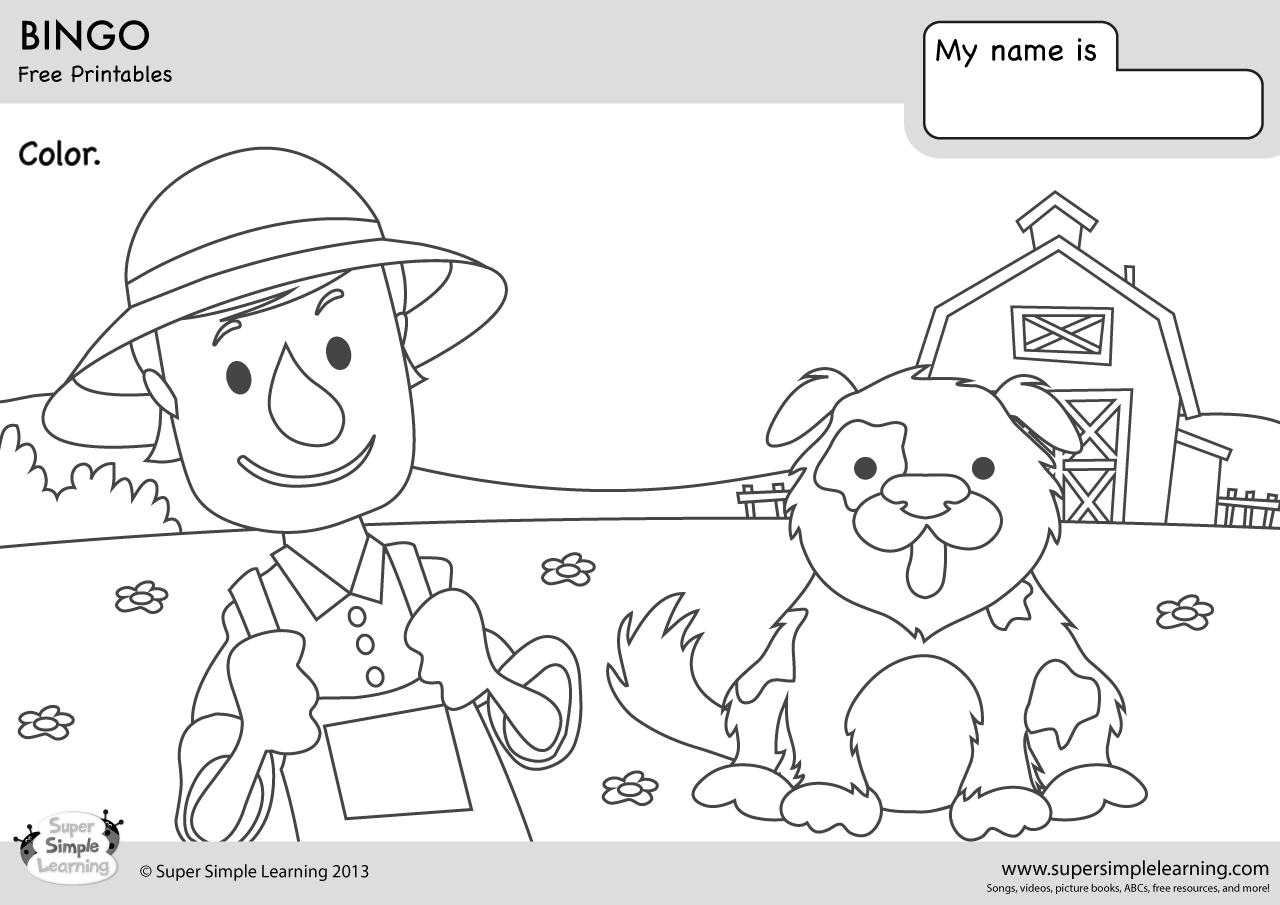 Bingo Drawing At Getdrawings