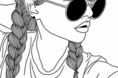 black and white tumblr girls drawings youtube black and white tumblr girls drawings images about girls black and white drawings on we heart it see outline