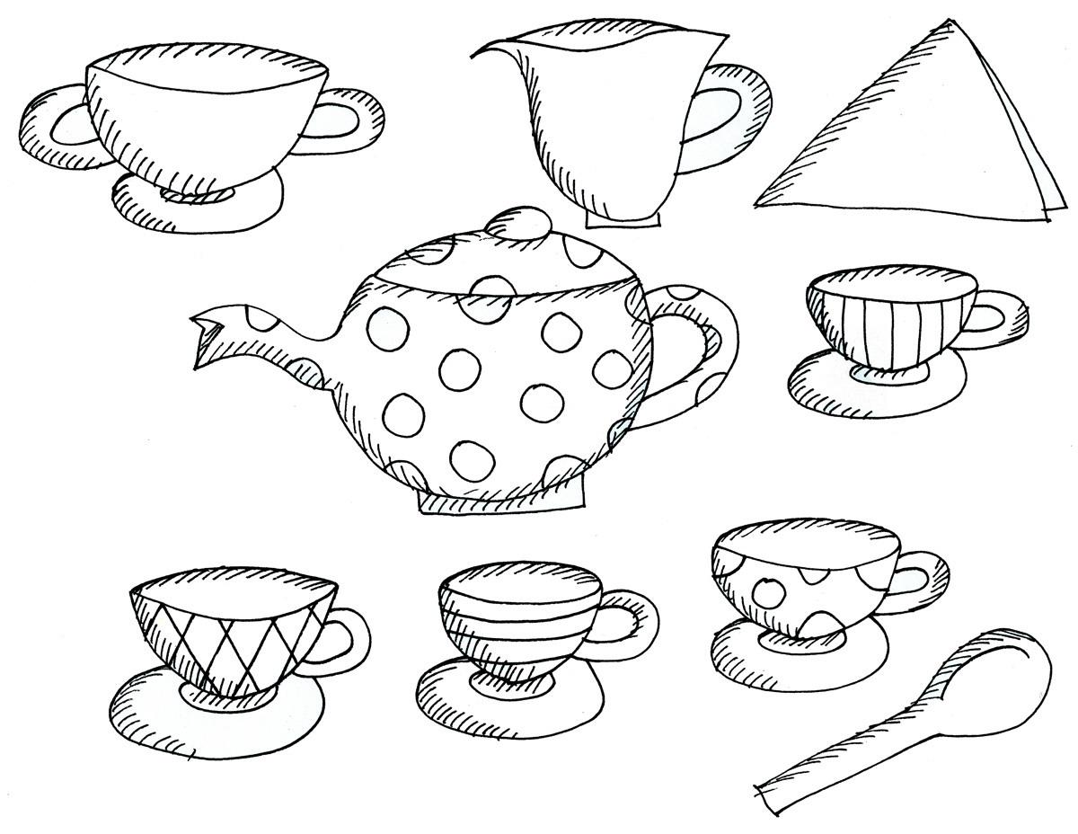 Boston Tea Party Drawing At Getdrawings