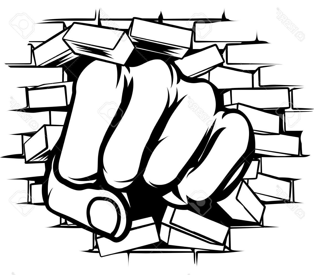 Brick Drawing At Getdrawings