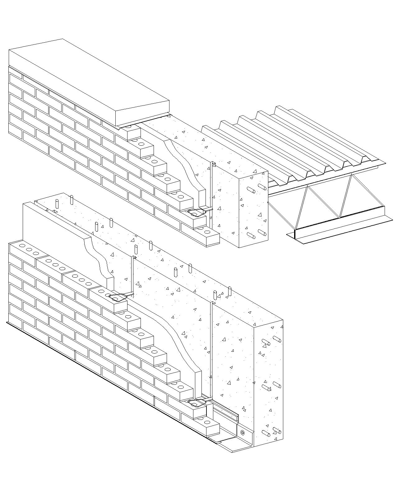 Bricks Drawing At Getdrawings