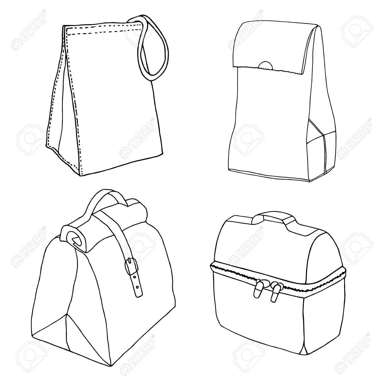 The Best Free Lunch Drawing Images Download From 227 Free
