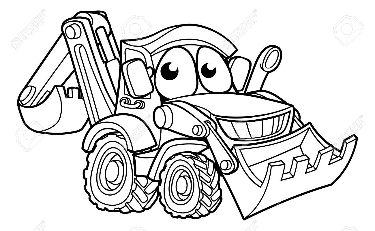 Bulldozer Drawing At Getdrawings