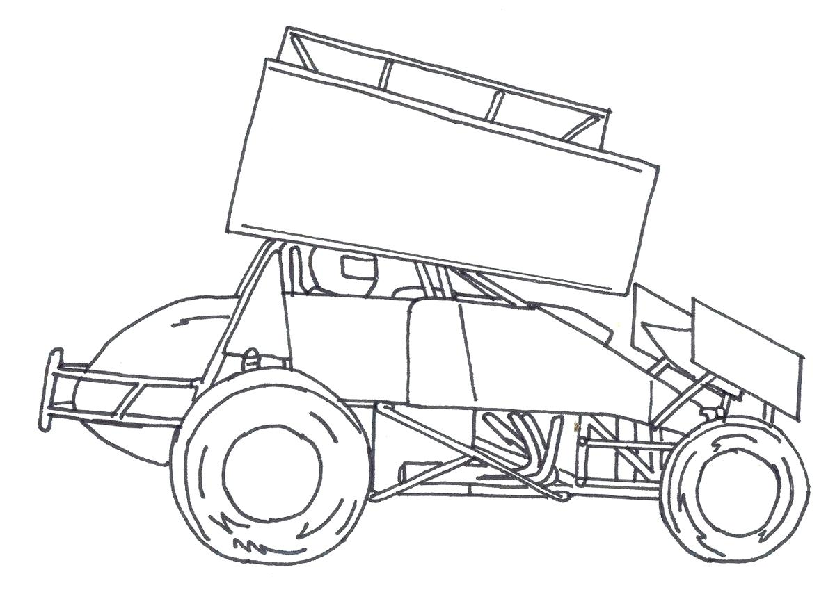 Car Drawing Template At Getdrawings