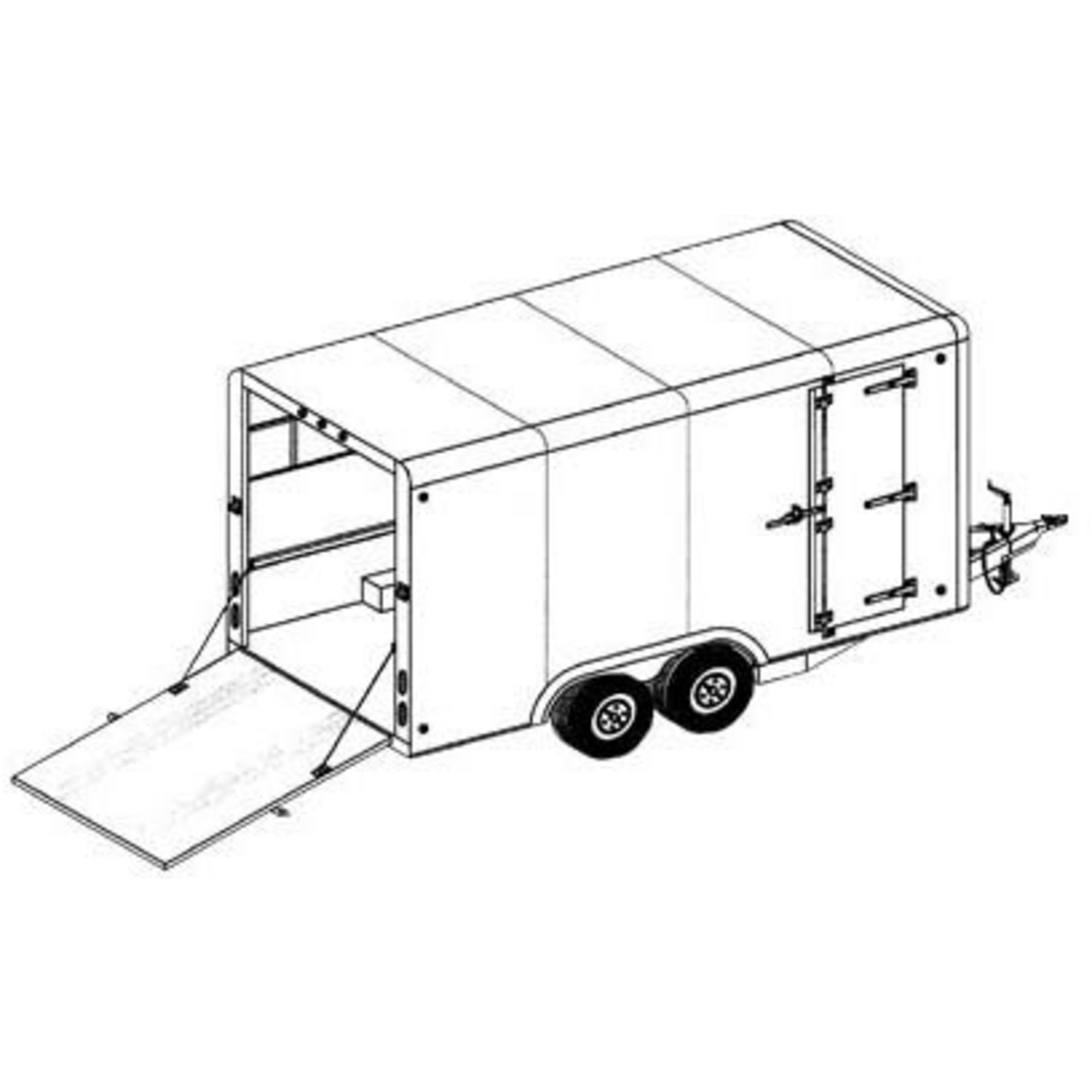Cargo Drawing At Getdrawings